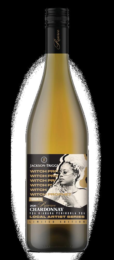 Witch Prophet Chardonnay Bottle